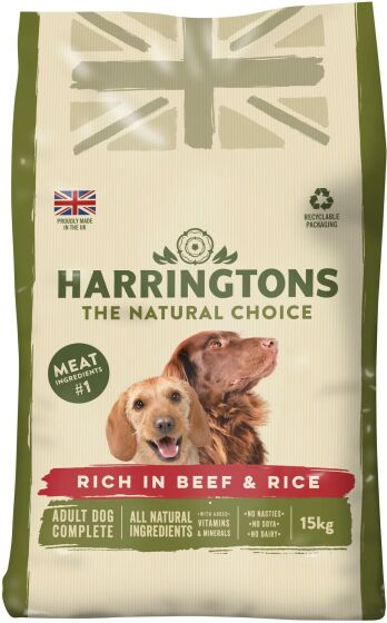 Harringtons Adult Complete Nutritional Rating 51