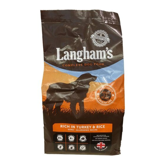 Langham S Complete Nutritional Rating 62