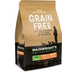 Wainwrights Grain Free Dog Food >> Wainwright S Dry Adult Grain Free Small Breed Rated 82 Out