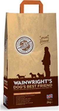 Wainwright S Dry Adult Small Breed Nutritional Rating 66