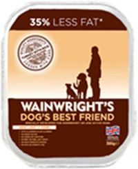 Wainwrights Grain Free Dog Food >> Wainwright S Trays Adult Light Rated 86 Out Of 100 All