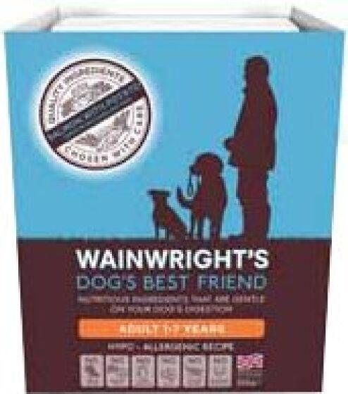 Wainwrights Grain Free Dog Food >> Wainwright S Trays Adult Salmon Potato Rated 84 Out Of 100