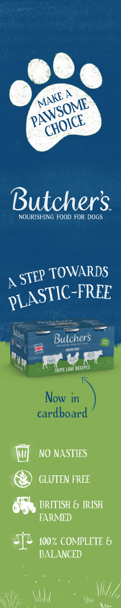 Try Butchers Natural Nutrition today!