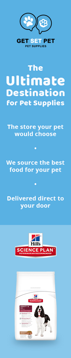 Get Set Pet - The ultimate online destination for pet supplies