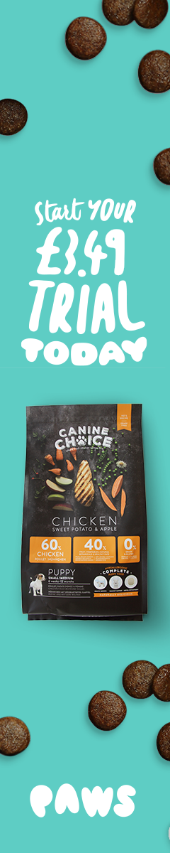 Start your Canine Choice trial today!